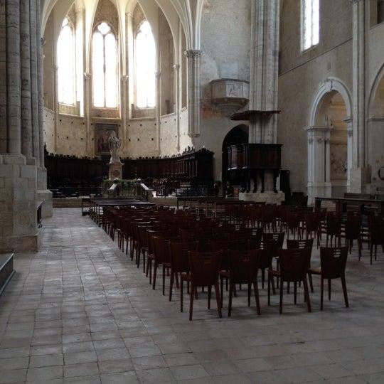 Photo taken at Basilica di San Fortunato by Luigi C. on 4/30/2012