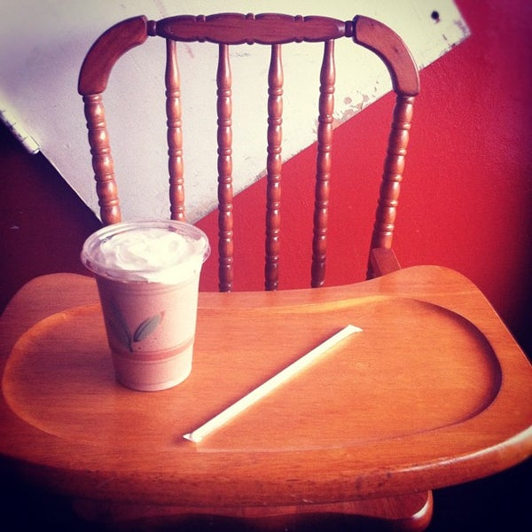 Photo taken at Rivertown Coffee by Britney C. on 5/31/2012
