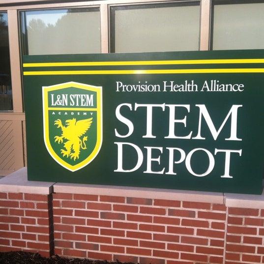 Stem School In Dallas: High School In Downtown Knoxville
