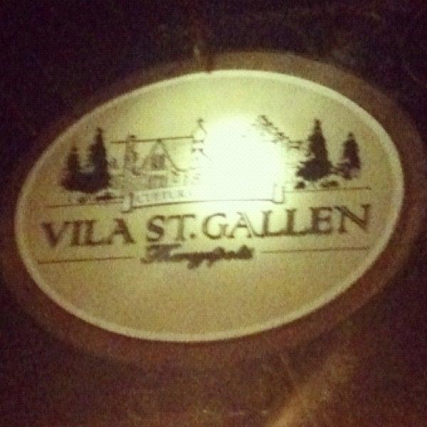Foto tirada no(a) Vila St. Gallen por Bruno M. em 6/3/2012