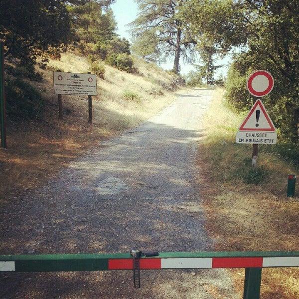 Photo taken at Luberon by Nicolas G. on 7/25/2012