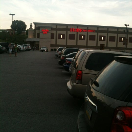 Photo taken at Frank Theatres - Queensgate Stadium 13 by Laura F. on 7/5/2012