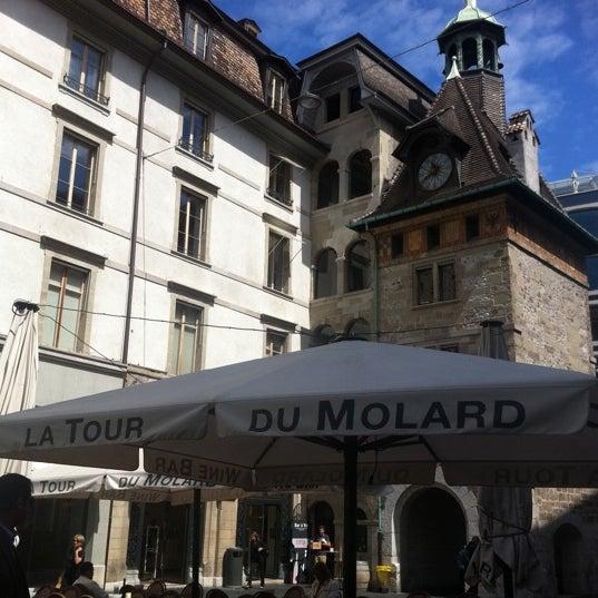 7/3/2012にSergey C.がPlace du Molardで撮った写真