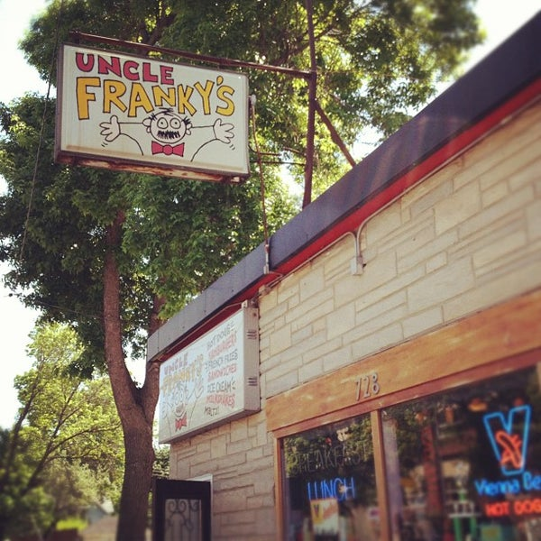 Photo taken at Uncle Franky's - Northeast by Brian H. on 5/14/2012