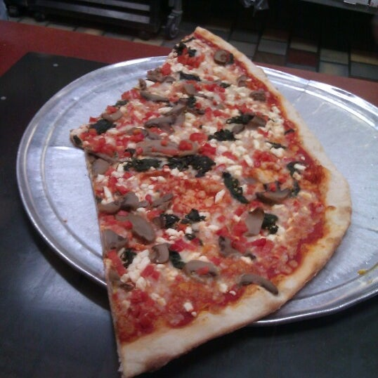 Photo taken at Burke Street Pizza by Richard C. on 7/31/2012