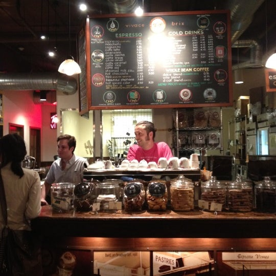 Photo taken at Espresso Vivace by Erin Y. on 8/30/2012