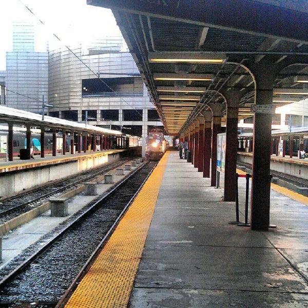 Photo taken at South Station Terminal (MBTA / Amtrak) by Lucas B. on 7/8/2012