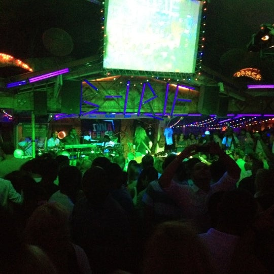 Photo taken at Seacrets Jamaica USA by Sam D. on 8/19/2012