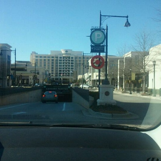 Photo taken at North Hills Shopping Center by Eban C. on 2/12/2012