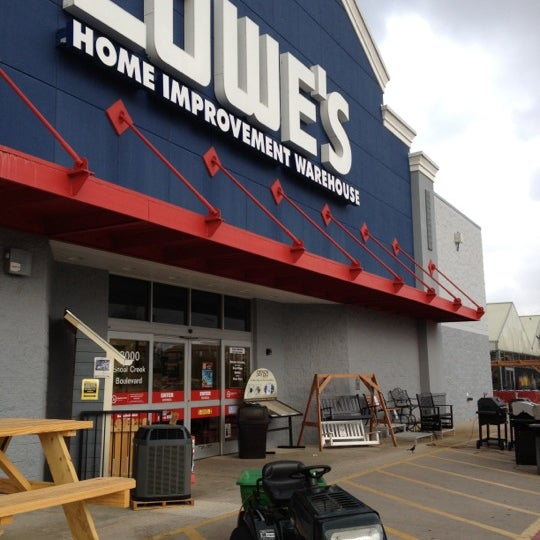 Lowe's Home Improvement - North Shoal Creek - Austin, TX