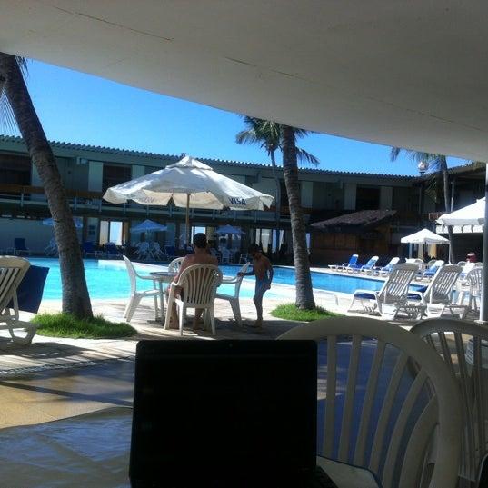 Foto tirada no(a) Tropical Hotel Tambaú por Marcelo P. em 7/30/2012