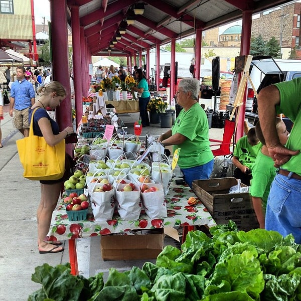 Photo taken at North Market by Andy on 8/18/2012