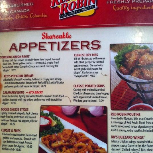 Red Robin Gourmet Burgers, Edmonton: See unbiased reviews of Red Robin Gourmet Burgers, rated of 5 on TripAdvisor and ranked # of 2, restaurants in Edmonton/5().