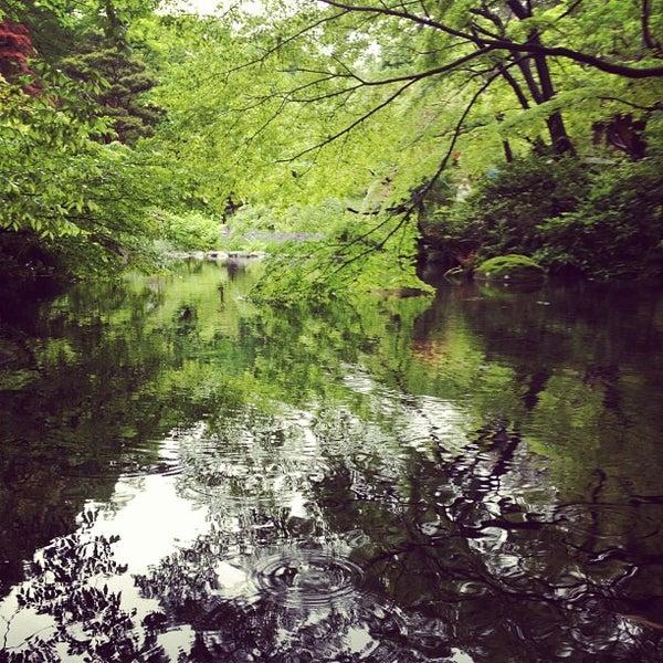 Photo taken at Nezu Museum by Kenji N. on 5/3/2012
