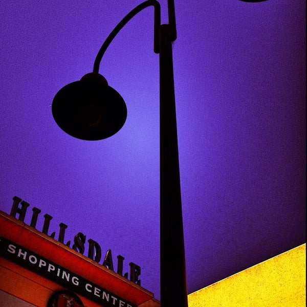 Photo taken at Hillsdale Shopping Center by Geoff V. on 9/10/2012