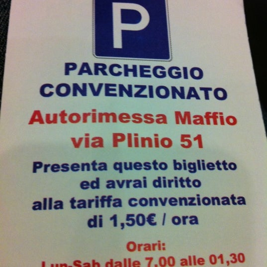 Foto scattata a Cinema Plinius Multisala da Giorgia M. il 4/21/2012