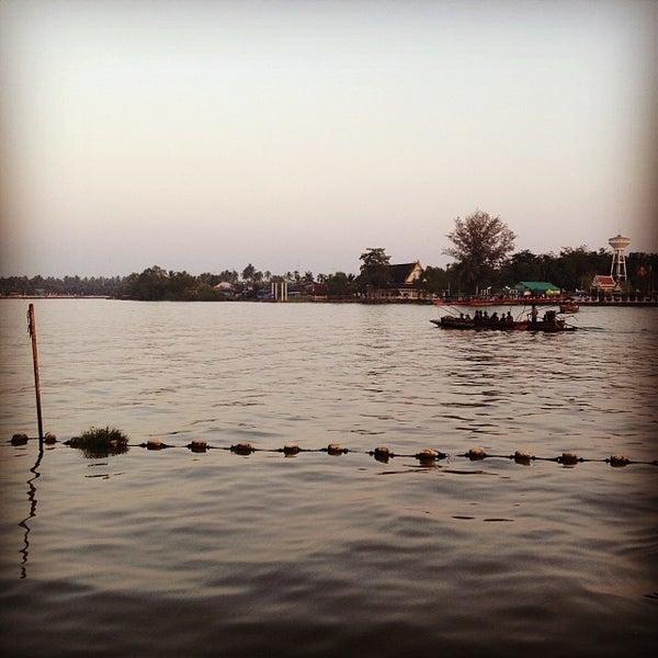 Photo taken at Baan Chom View by Zileena J. on 12/22/2013