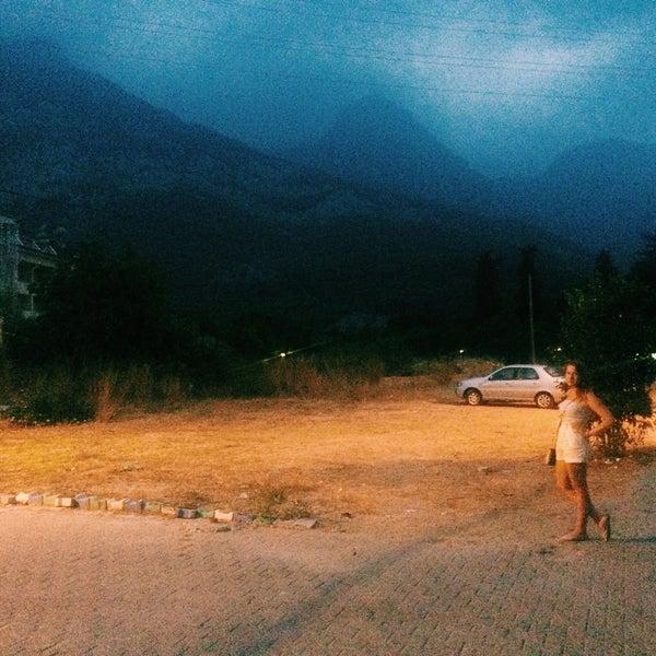 Photo taken at Beldibi by Nika C. on 8/24/2015