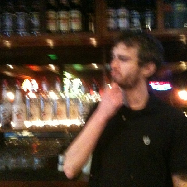 Photo taken at Peabody's Ale House by Robby W. on 4/19/2013