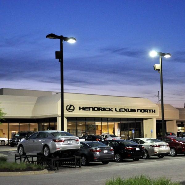 Photo Taken At Hendrick Collision North By Hendrick Lexus Kansas City North  On 7/11
