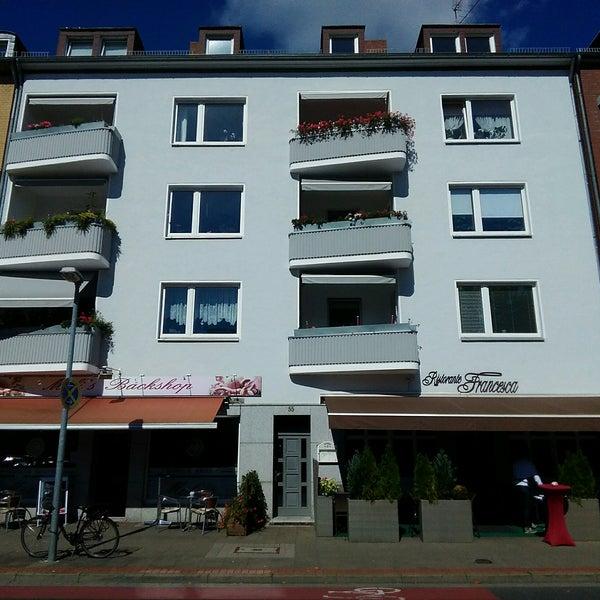 Ristorante Francesca - Italienisches Restaurant in Südstadt