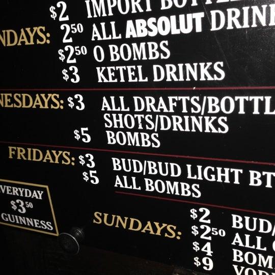 Photo taken at Halligan Bar by Drea V. on 11/14/2012