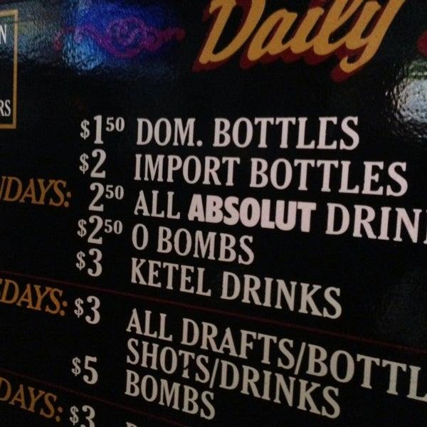 Photo taken at Halligan Bar by Drea V. on 7/22/2013