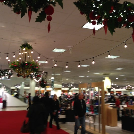 Photo taken at Nordstrom Somerset Collection by Jan T. on 12/14/2012