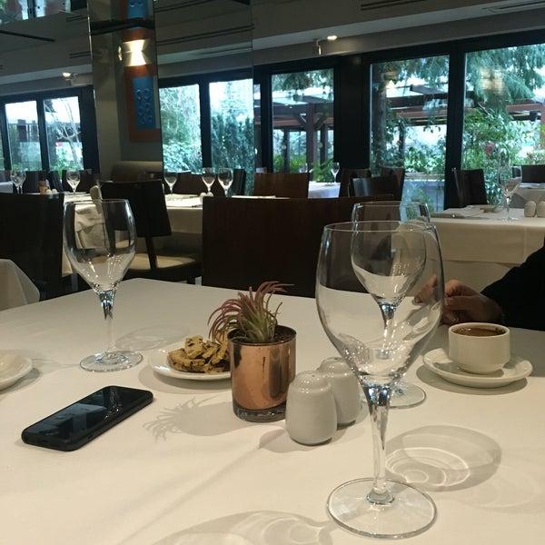 2/11/2017 tarihinde Belgin K.ziyaretçi tarafından Şans Restaurant'de çekilen fotoğraf