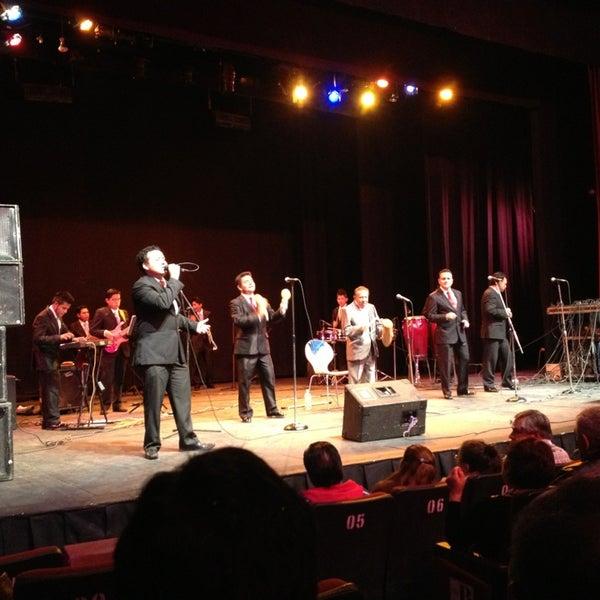 Foto tomada en Teatro Hidalgo por Emmanuele C. el 3/16/2013