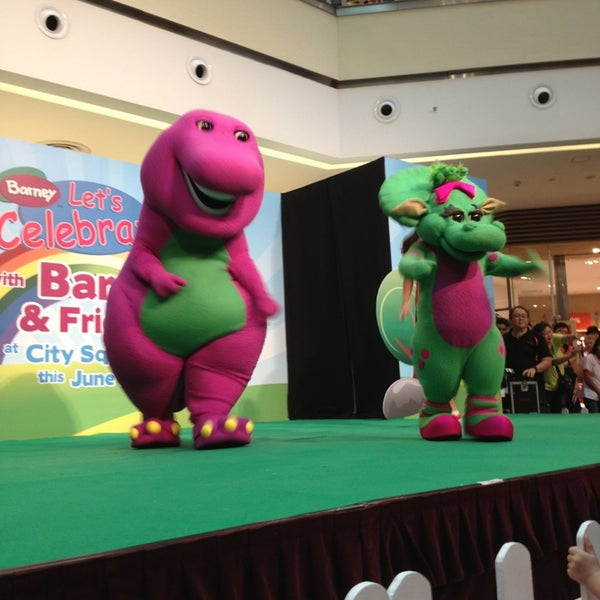 Photo taken at City Square Mall by Matilda L. on 6/12/2013