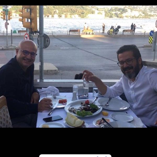 6/21/2018 tarihinde Hüseyin A.ziyaretçi tarafından Akıntı Burnu Restaurant'de çekilen fotoğraf