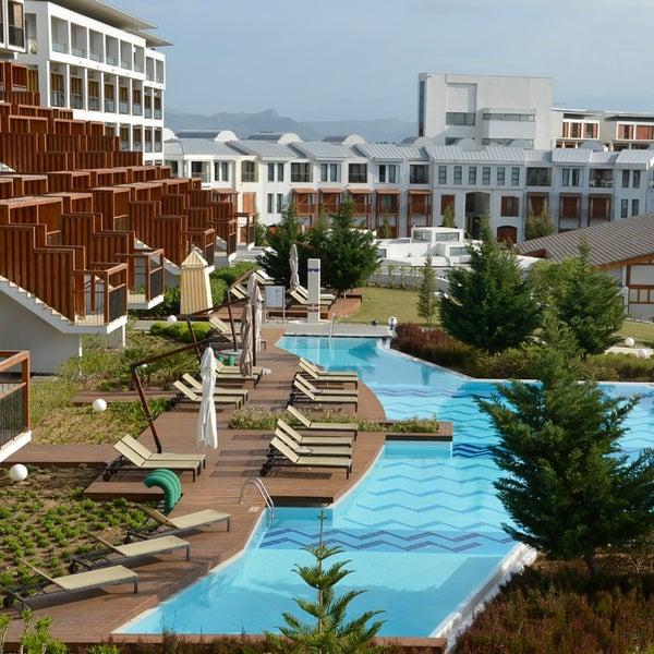 7/15/2014 tarihinde LykiaWorld & LinksGolf Antalyaziyaretçi tarafından LykiaWorld & LinksGolf Antalya'de çekilen fotoğraf