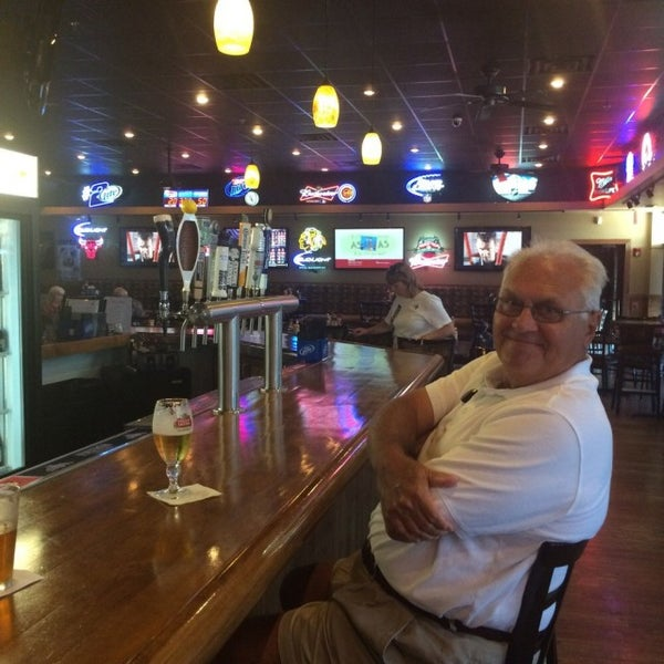 Photo taken at Scoreboards Pub & Grill by Greg F. on 8/7/2015