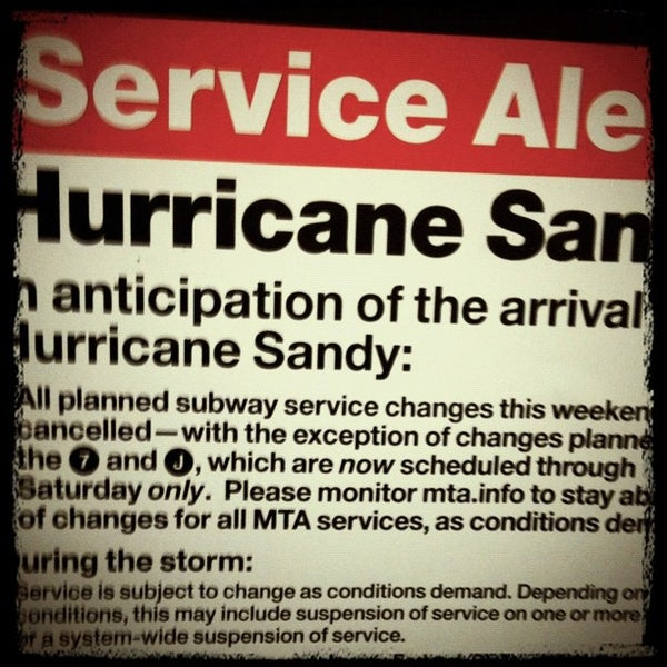 Photo taken at MTA Subway - York St (F) by Andy D. on 10/27/2012