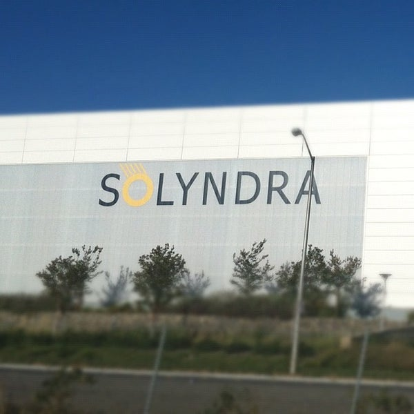 Photo taken at Solyndra by ophiesay on 9/16/2012