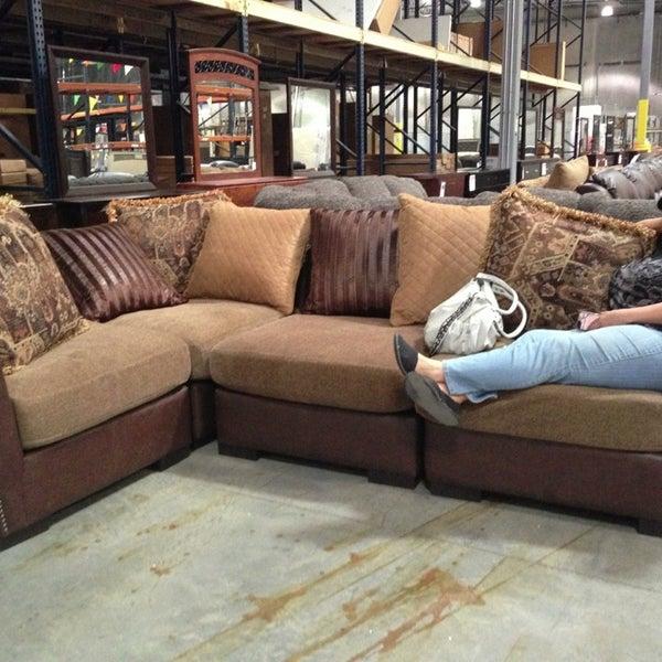 Photo Taken At Walker Furniture Warehouse By Melissa V. On 12/22/2012