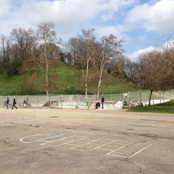 Photo taken at Skate Park by umberto s. on 4/7/2013