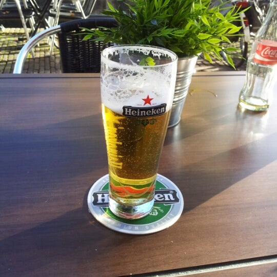 10/15/2012 tarihinde Bram D.ziyaretçi tarafından Lunch-Café Le Provence'de çekilen fotoğraf