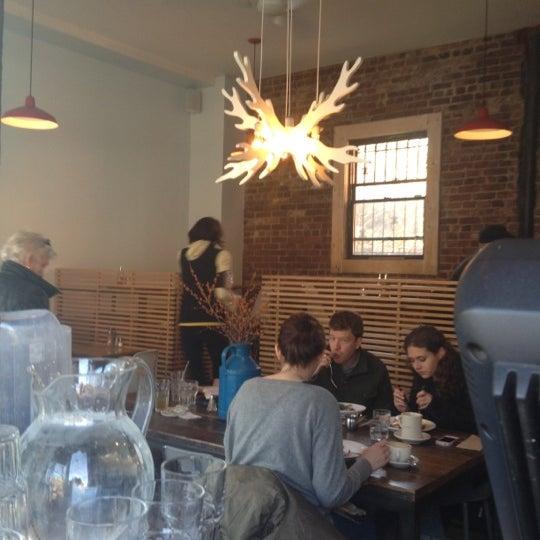 Photo taken at Milk Bar by Melanie T. on 11/23/2012