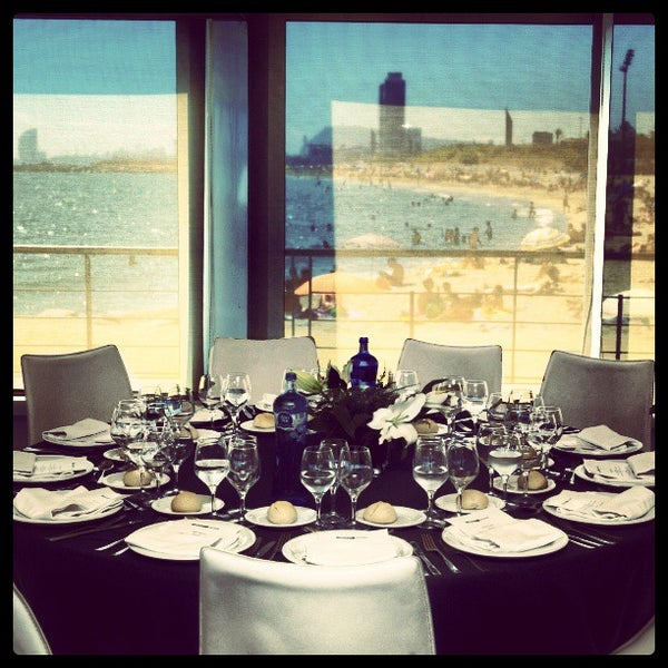 Boo restaurant chill out diagonal mar i el front maritim - Chill out barcelona ...