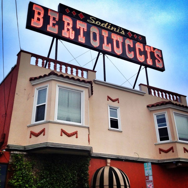 Bertolucci S Restaurant South San Francisco