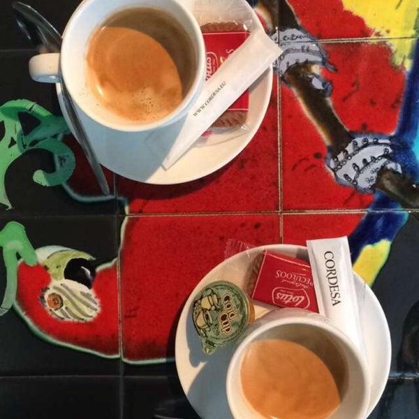 Photo prise au Café Bota par Nina W. le3/5/2016