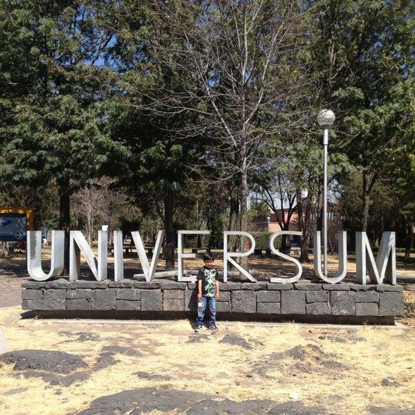 Foto tomada en Universum, Museo de las Ciencias por Cris E. el 2/3/2013