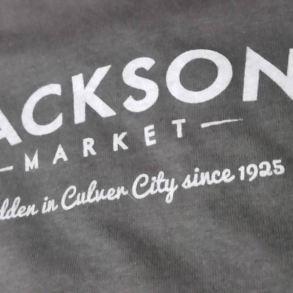 Free Jackson Market 👕T-Shirt with purchase of Sandwich Combo! 👍😃😂