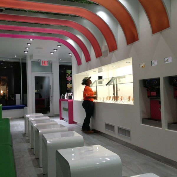 Photo taken at 16 Handles by Kristine on 1/7/2013