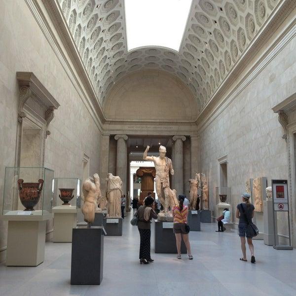 Photo taken at Metropolitan Museum of Art by Kristine on 6/20/2013