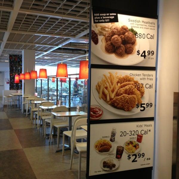 ikea swedish food market food court in brooklyn