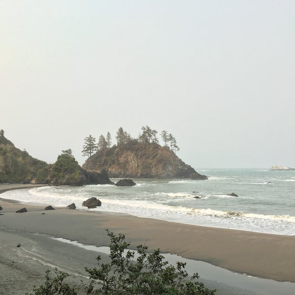 Photo taken at College Cove by Ingo R. on 8/20/2017