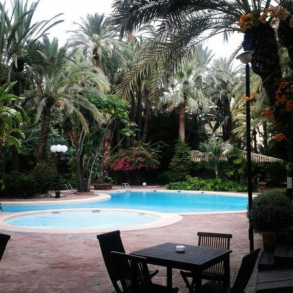 Foto tomada en Hotel Huerto del Cura por Alejandro L. el 10/25/2015
